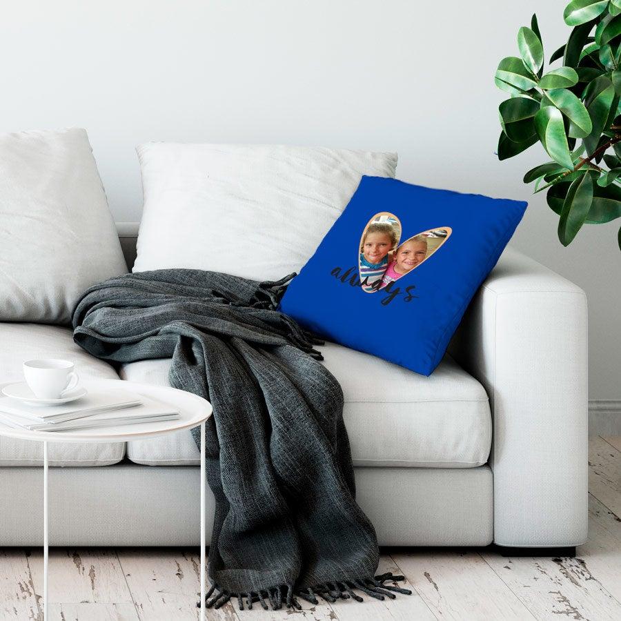 Individuellwohnzubehör - Liebeskisse groß Dunkelblau ohne Füllung - Onlineshop YourSurprise