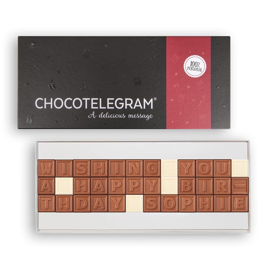 Suklaasähke - 36 merkkiä