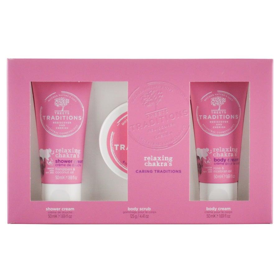 Beautybox - Treets Traditions Chakra rilassanti - Medium
