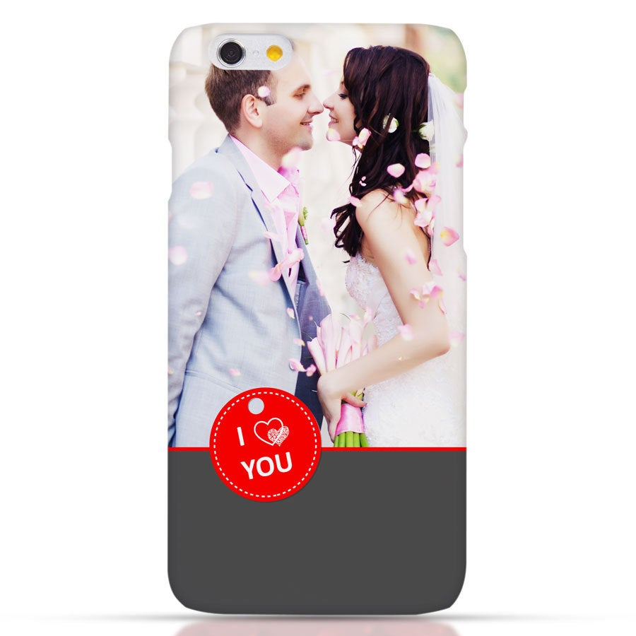 iPhone 6 - Cover Stampata 3D