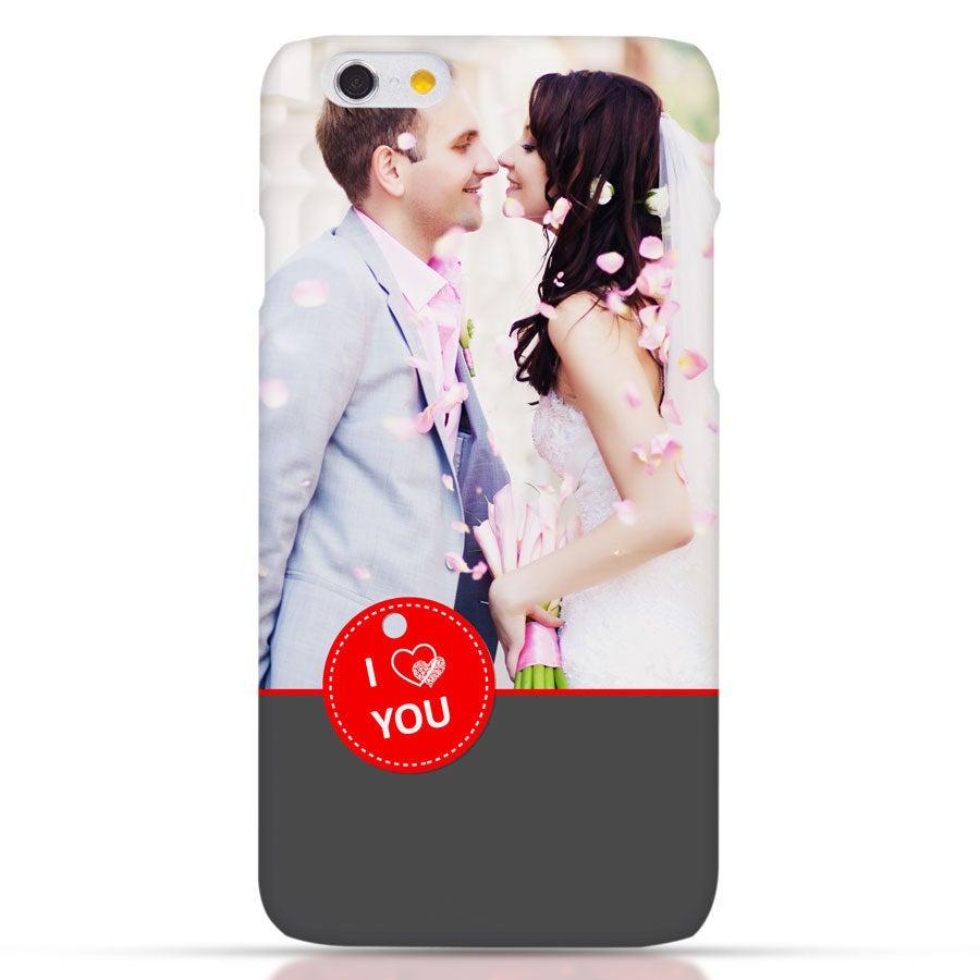 Phone case - iPhone 6 - 3D print