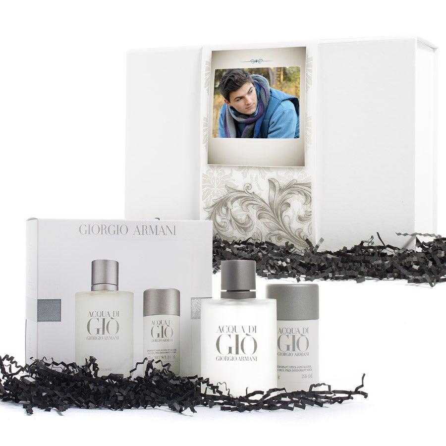 Giftset Parfum - Armani Acqua Di Gio