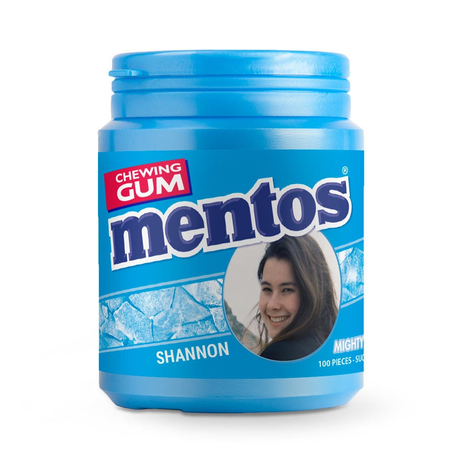 Mentos Chewing Gum Pot