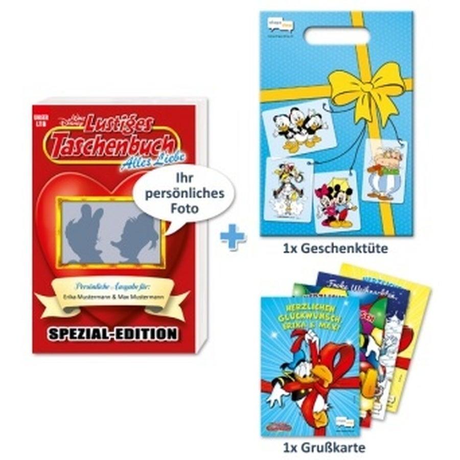 Lustige Taschenbücher Geschenkpaket - Liebe - 2 Personen