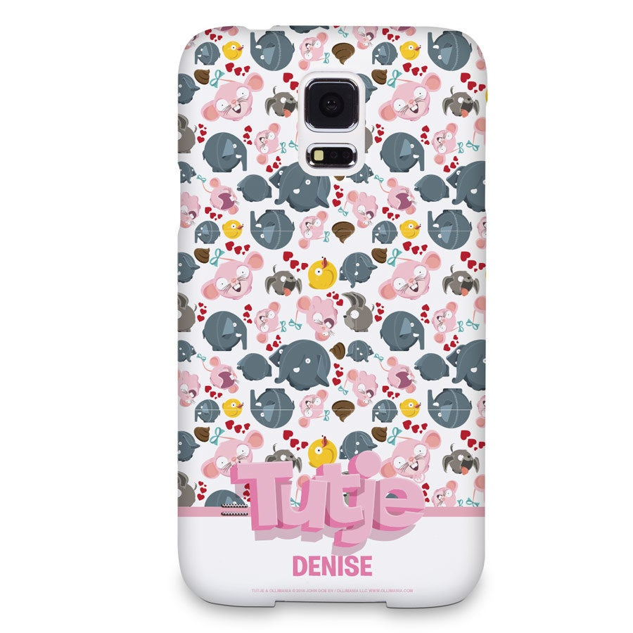 Smartphonehoesje Tutje - Samsung Galaxy S5