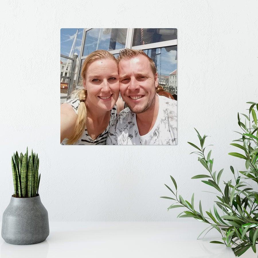 ChromaLuxe Fotopaneel (20x20 cm)