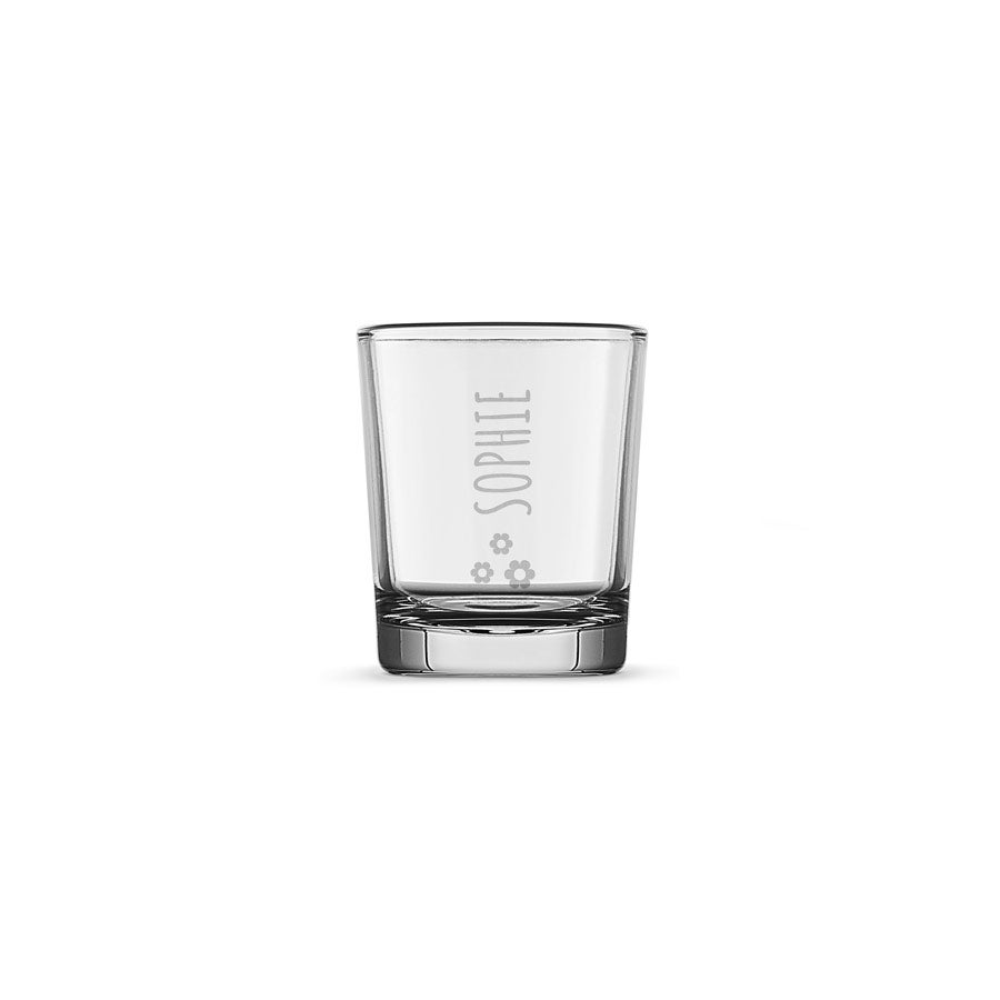 Personlige shotglas