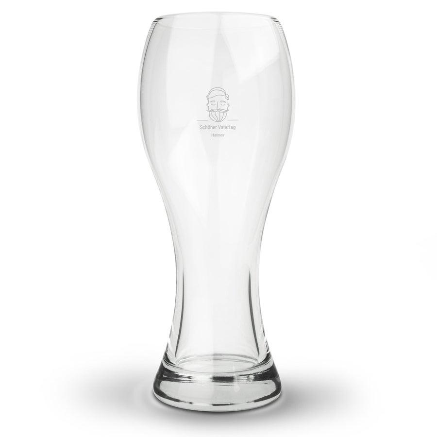 Weizenbierglas - Vatertag