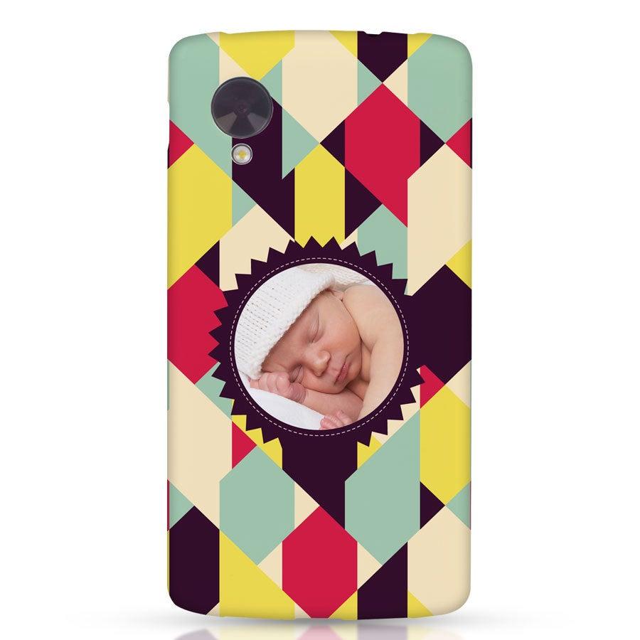 Phone case - LG Nexus 5 - 3D print