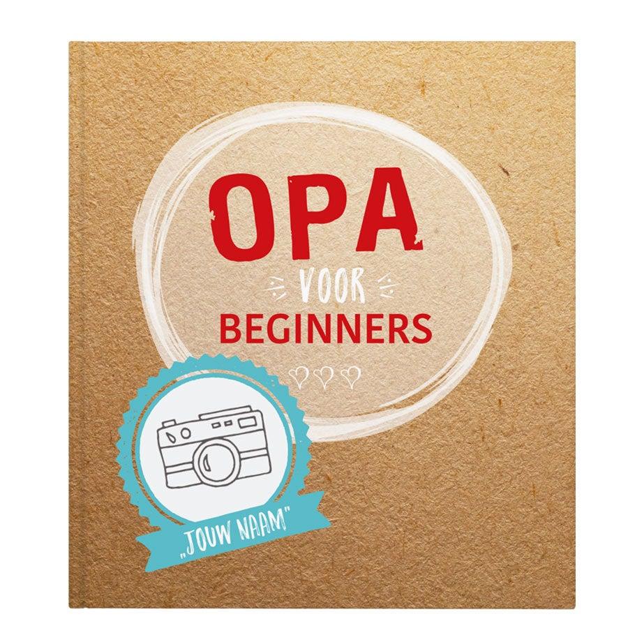 Opa voor beginners - Hardcover