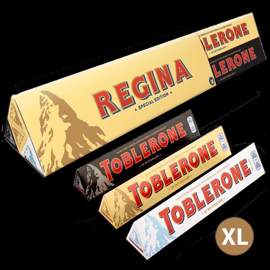 Personalizované XL Toblerone s fotkou a jménem