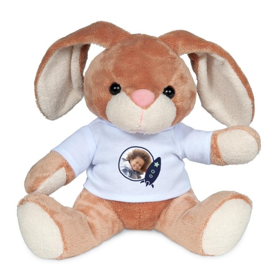 Brinquedo macio - coelho de coelho