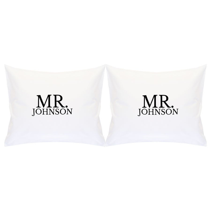 Pillowcase set - Love - 60 x 50 cm