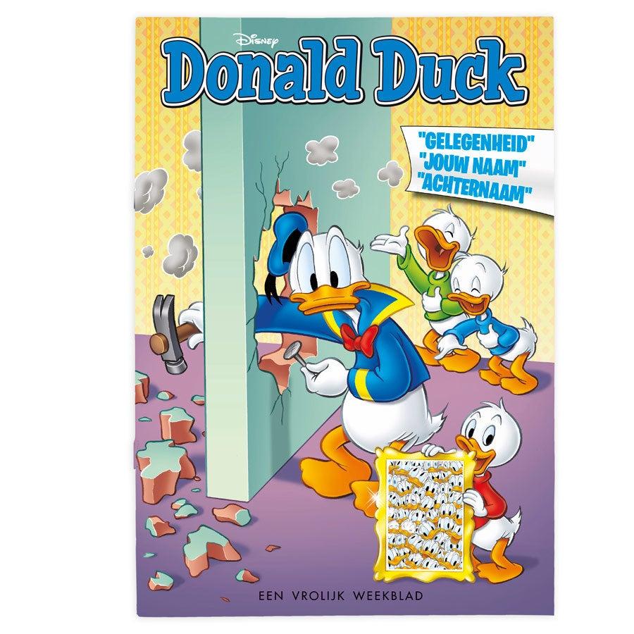 Tijdschrift met naam - Donald Duck