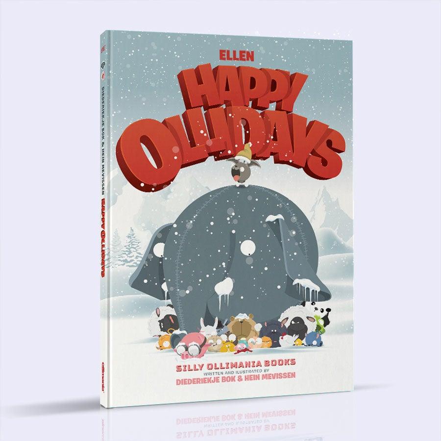 Happy Ollidays - HC - met gratis Happy Ollidays wenskaarten