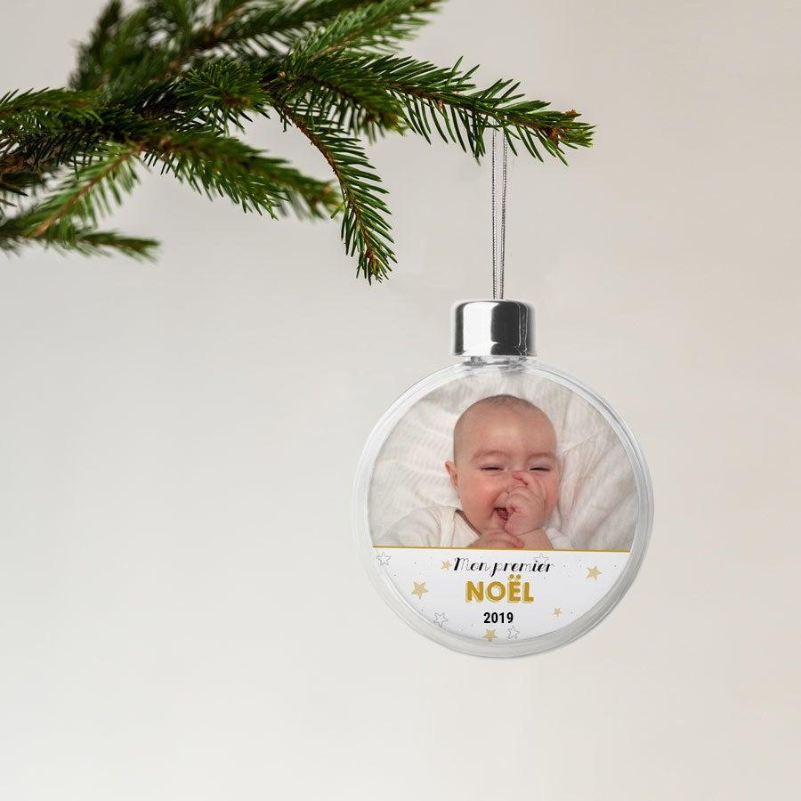 Boule mon premier Noël