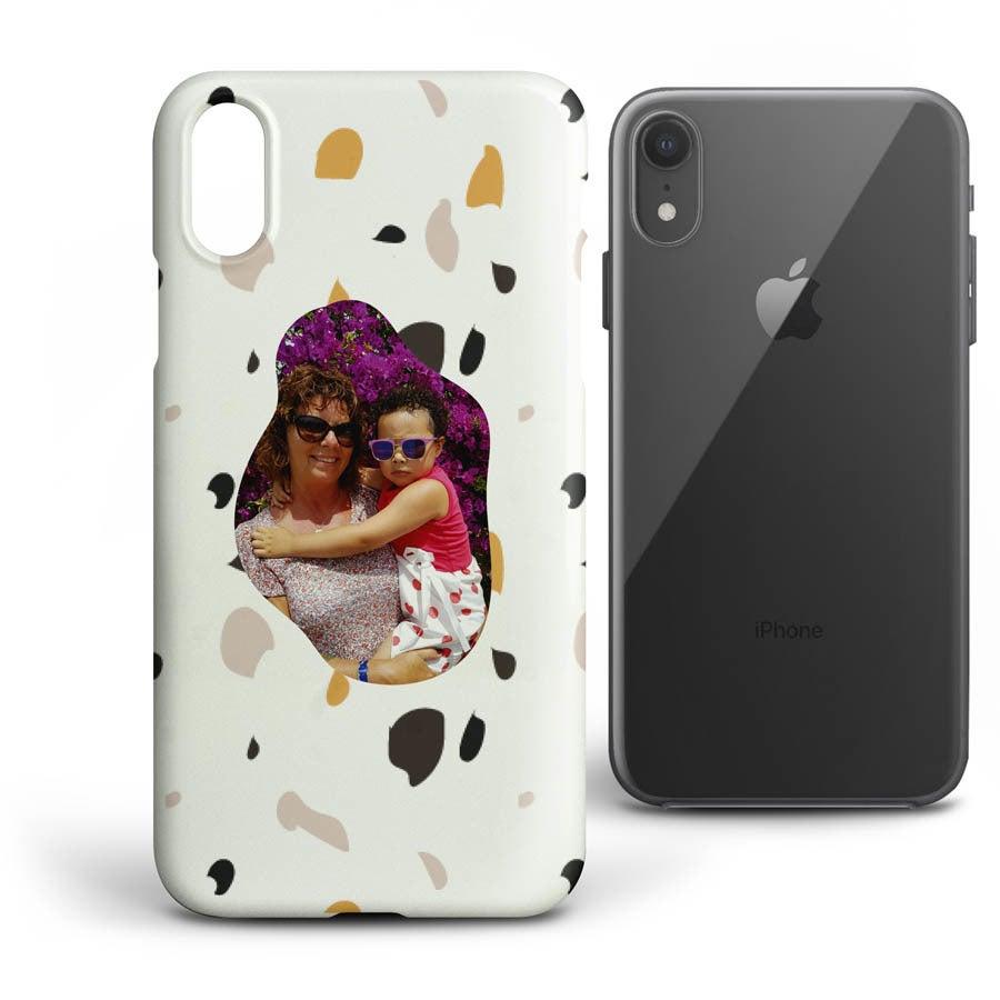 Telefoonhoesje bedrukken - iPhone XR (rondom)
