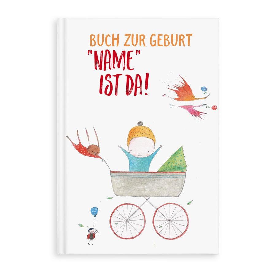 Buch mit Namen - Geburtsbuch