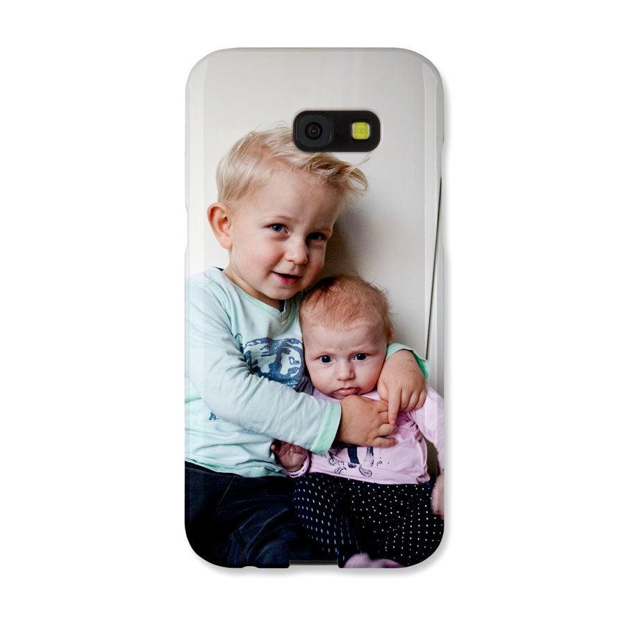 Handyhüllen - Samsung Galaxy A5 - Fotocase rundum bedruckt
