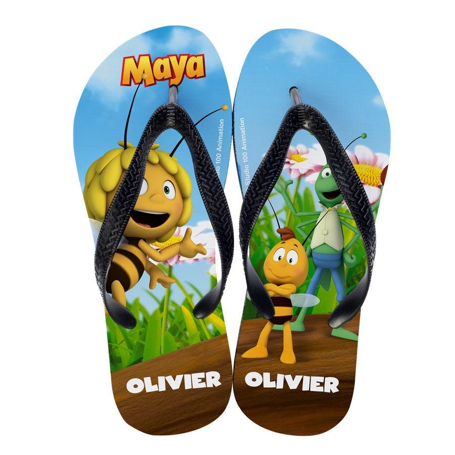 Maya de Bij slippers - Maat 23-26