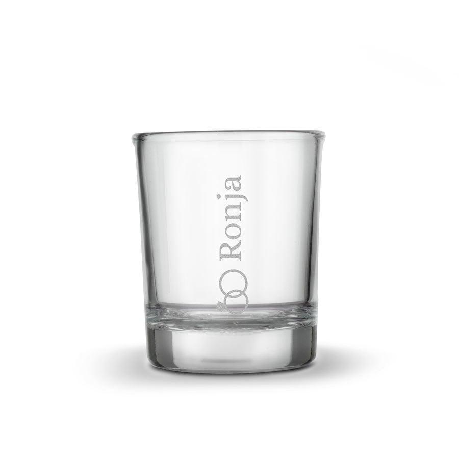 Individuellküchenzubehör - Schnapsglas mit Gravur - Onlineshop YourSurprise