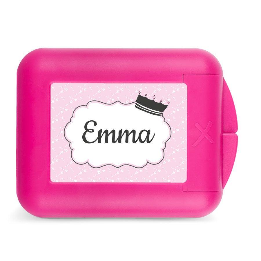 Snackbox - Roze