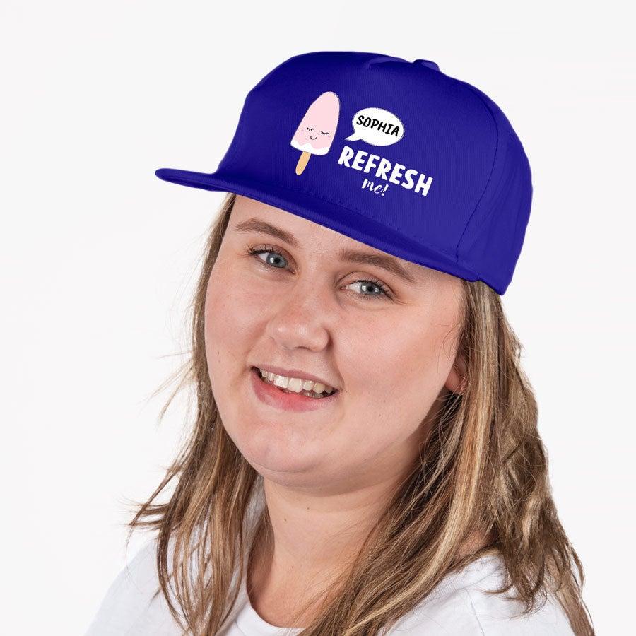 Gorra de béisbol - azul