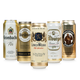 Bierpakket met blikken - Duits