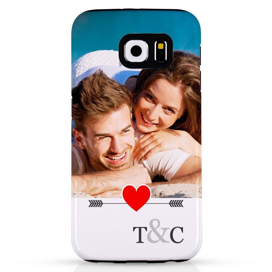 Phone case - Samsung Galaxy S6 - Tough case