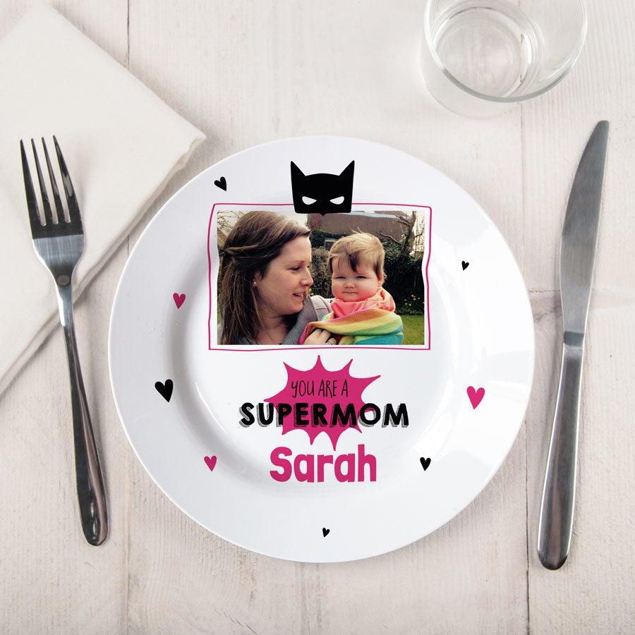 Piatto per la festa della mamma