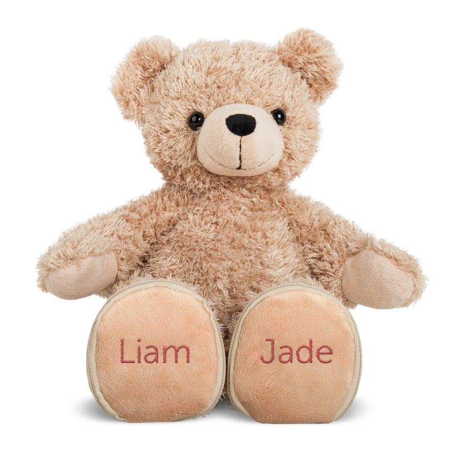 Elsker bjørn med navn