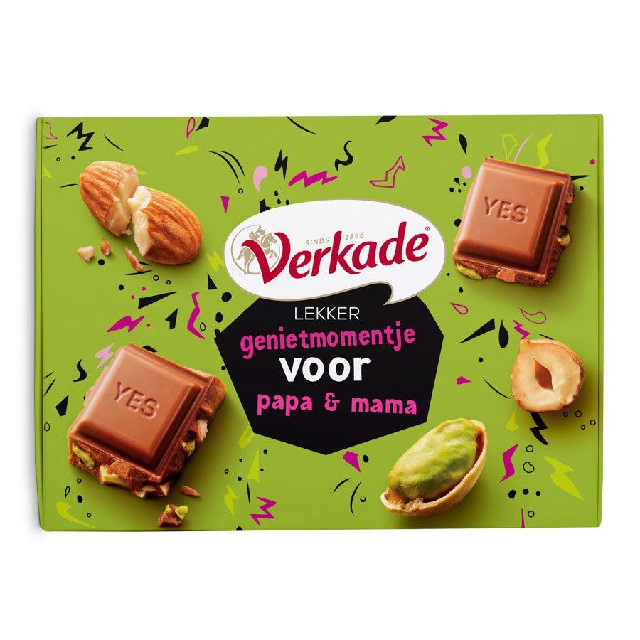 Verkade giftbox - Pistache Amandel & Hazelnoot