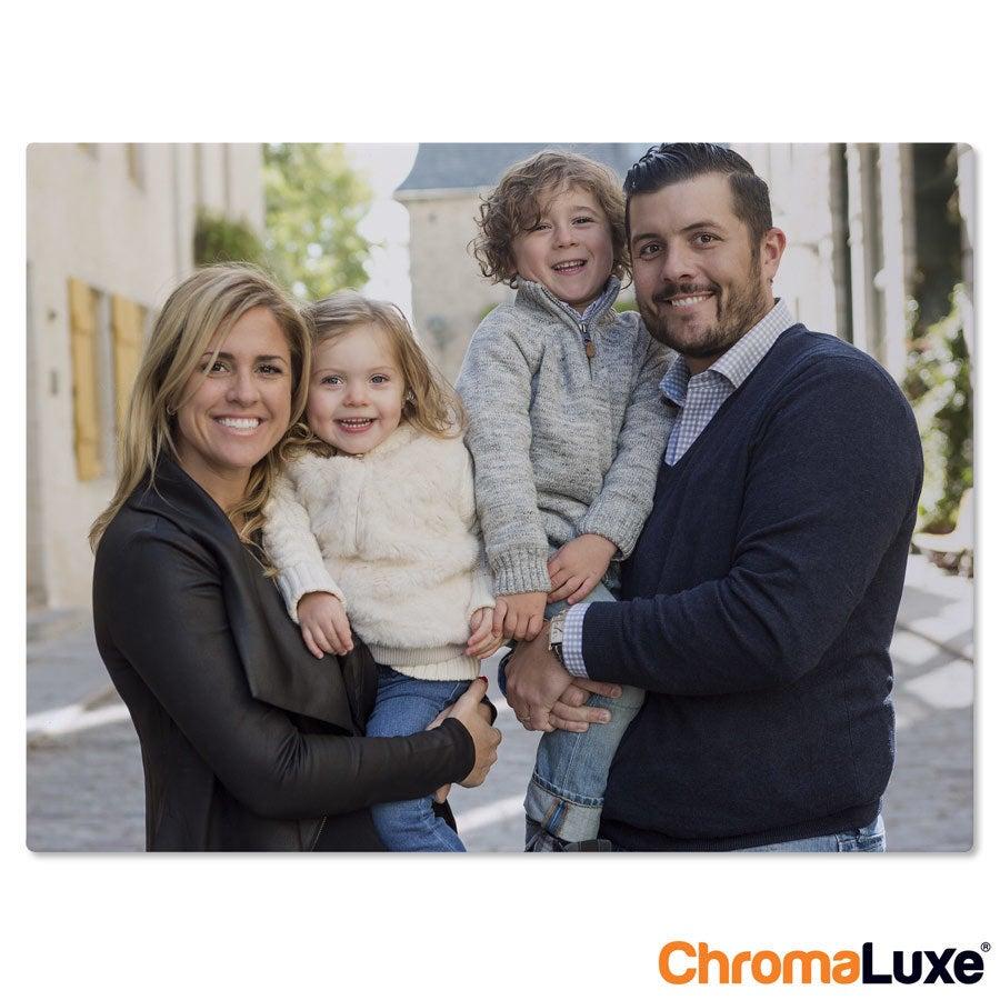 Aluminium fotolijst - ChromaLuxe - 20 x 15