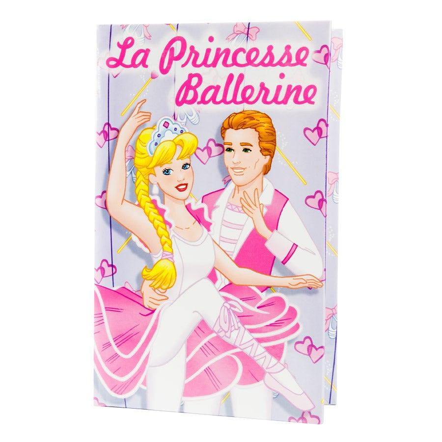 Livre personnalisé - La Princesse Ballerine