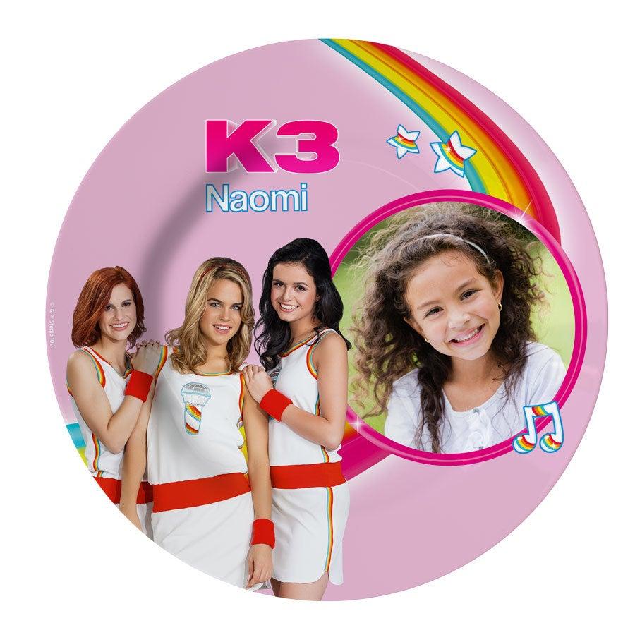 Kinderbordje - K3
