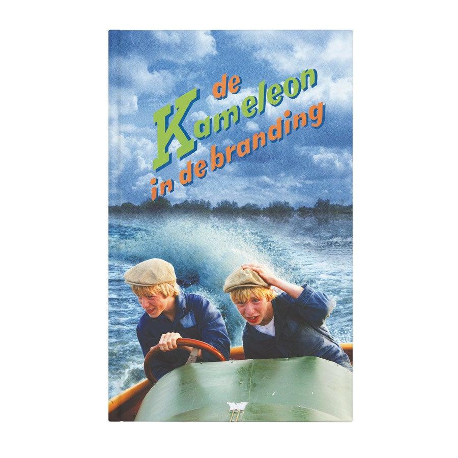 Boek met naam - De Kameleon - Hardcover