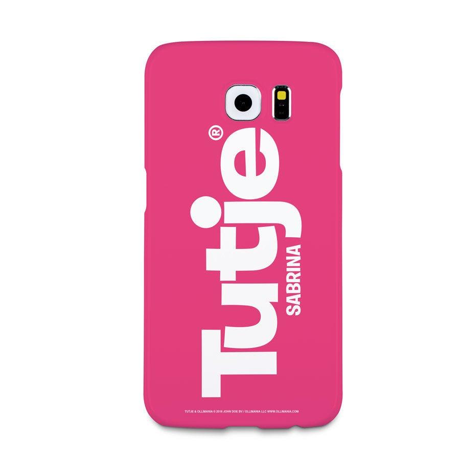 Telefoonhoesje Tutje - Samsung Galaxy S6