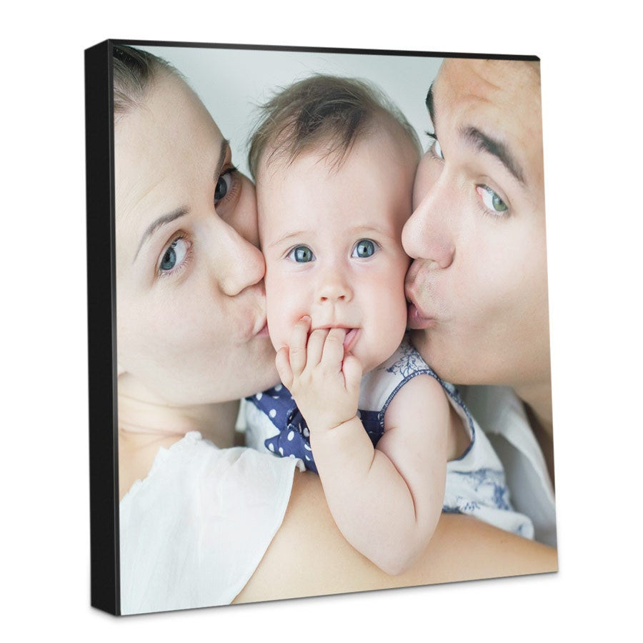 Foto op hout afdrukken - Paneel (ChromaLuxe) - 50 x 50 cm