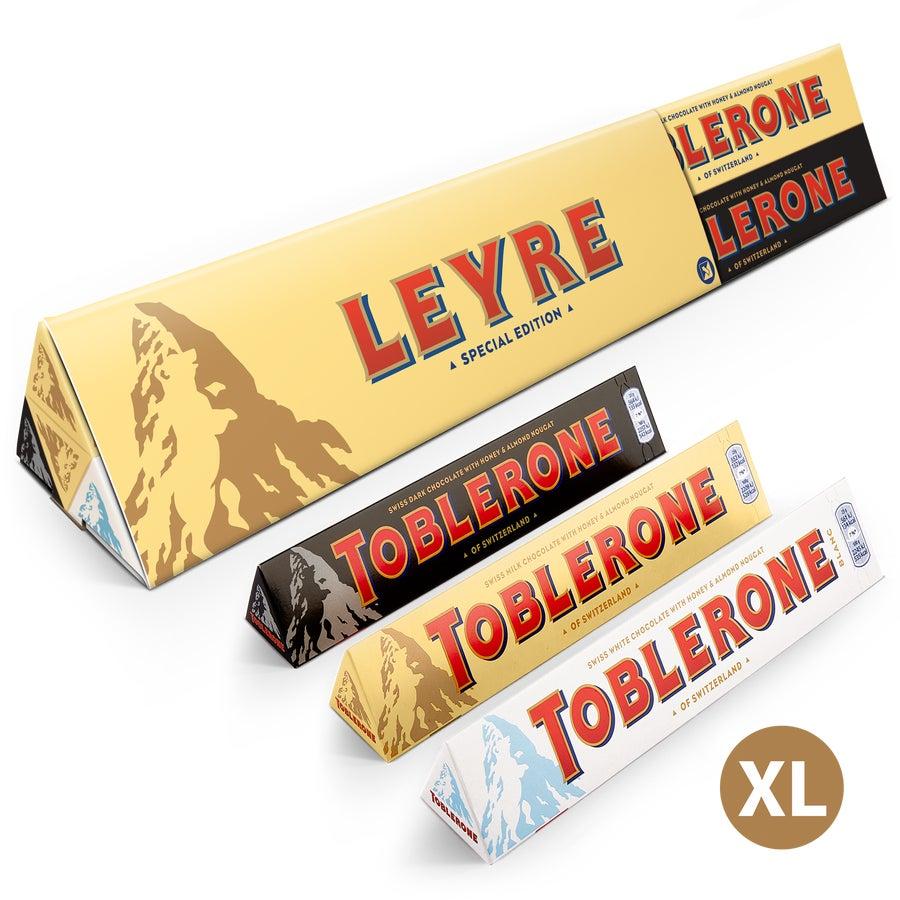 Barra de Toblerone - XL
