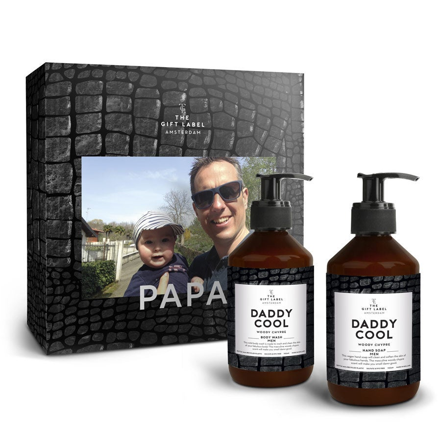 The Gift Label Geschenkset - Daddy Cool