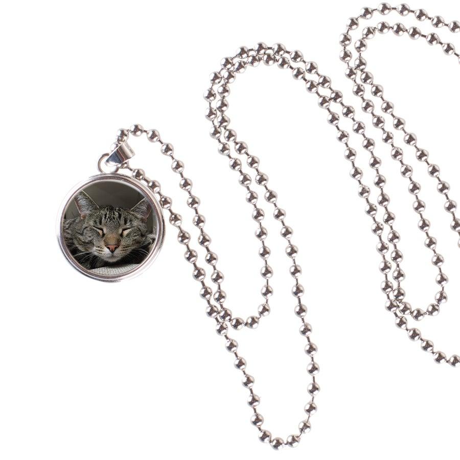 Necklace - Click Pendant - 15mm