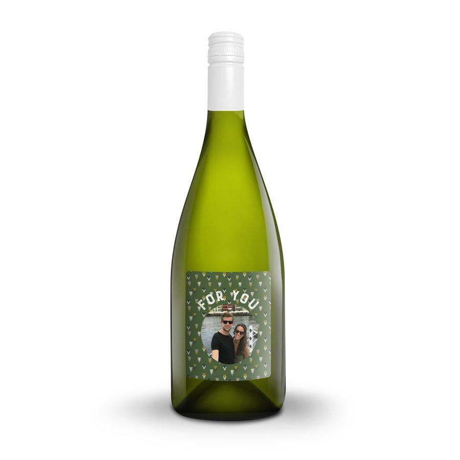 Víno so štítkom - Yalumba Organic Chardonnay