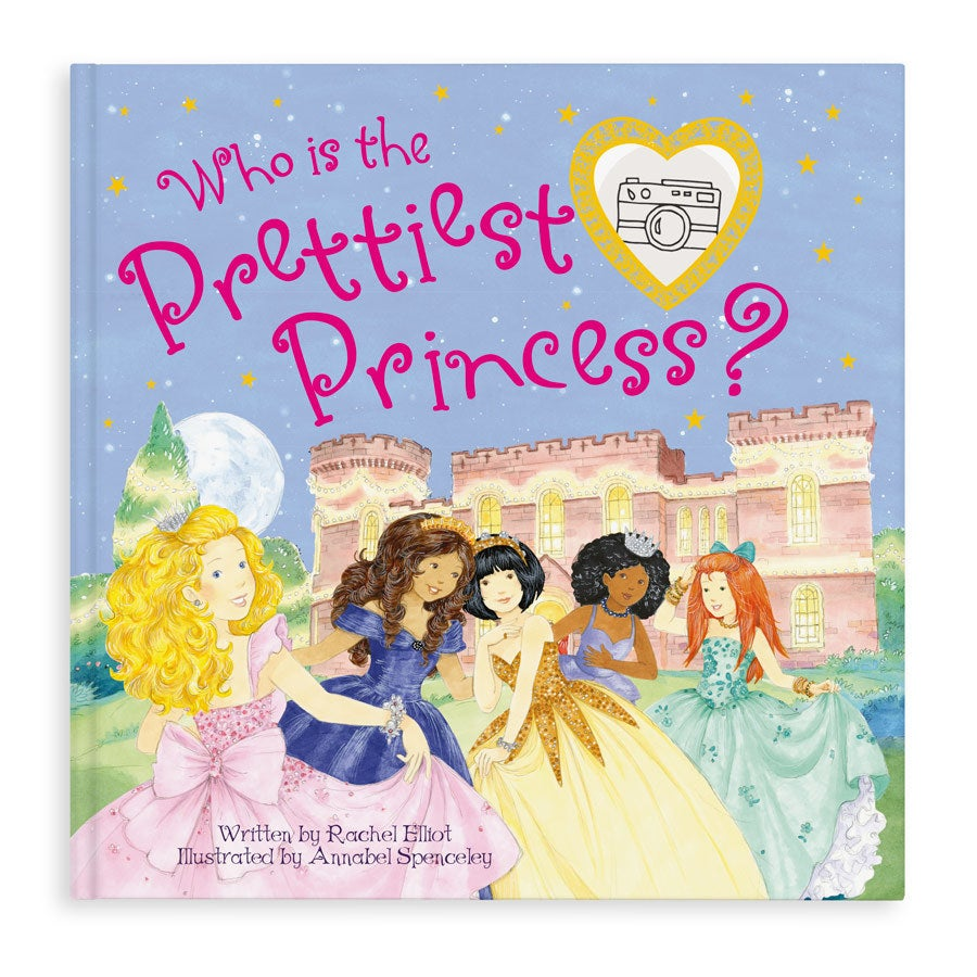 Book with name - Who is the princess?