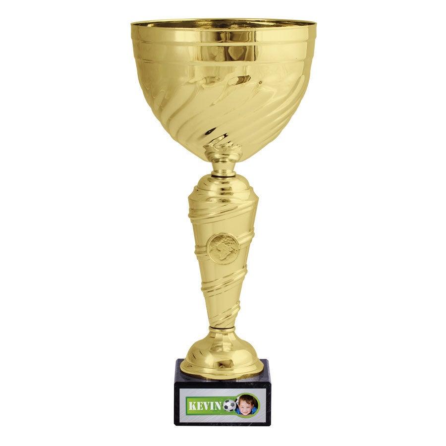 Trofee - beker goud