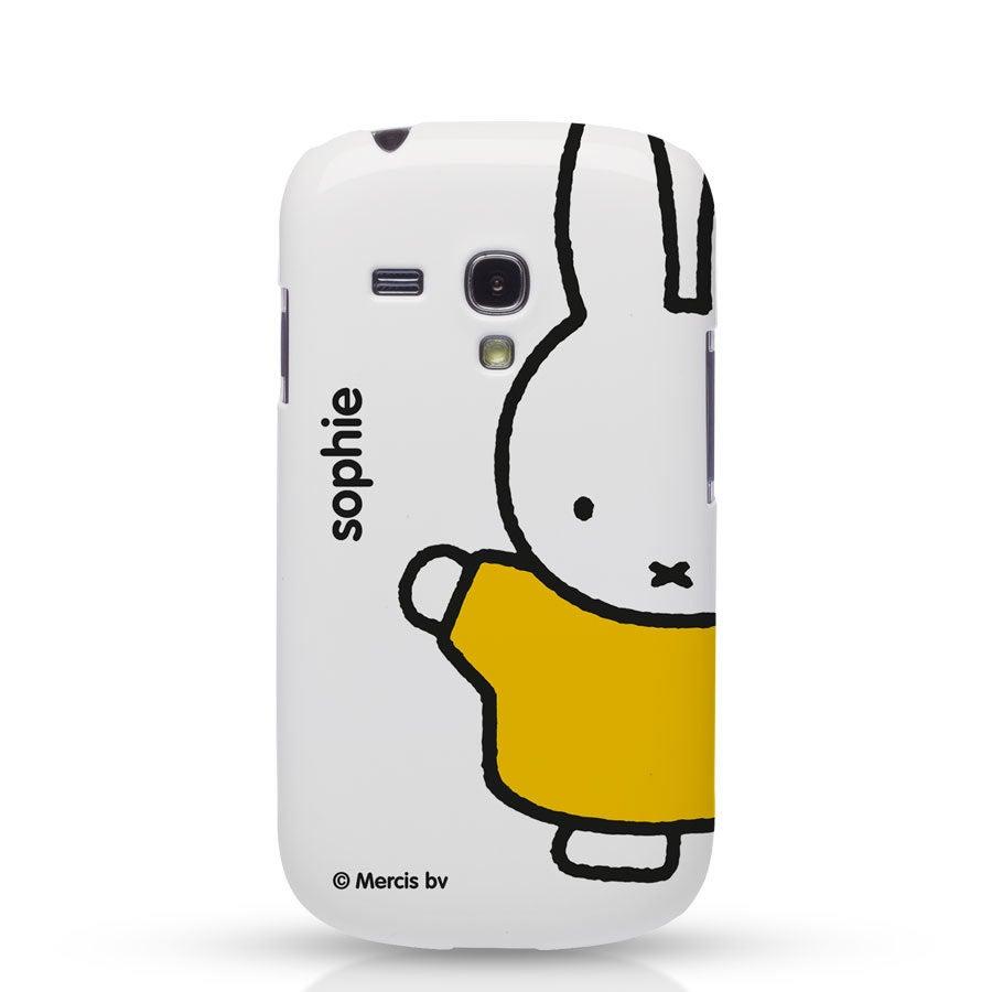 Miffy Handyhüllen - Samsung Galaxy S3 mini - Fotocase rundum bedruckt