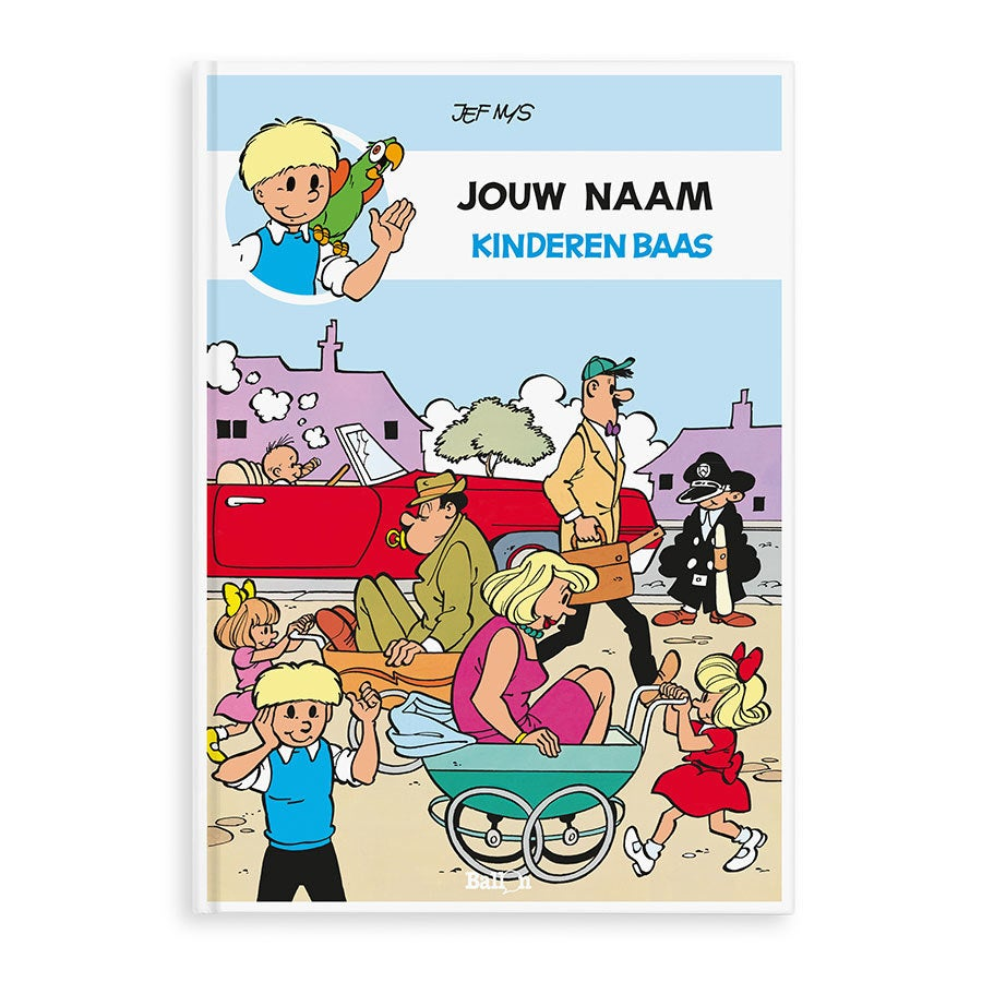 Jommeke - Kinderen Baas - Hardcover