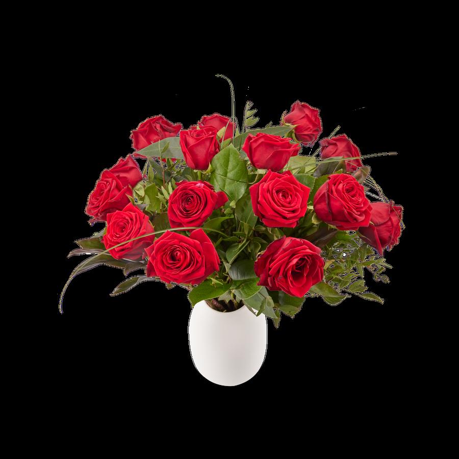 Bloemen - Boeket Rode Rozen - Valentijn