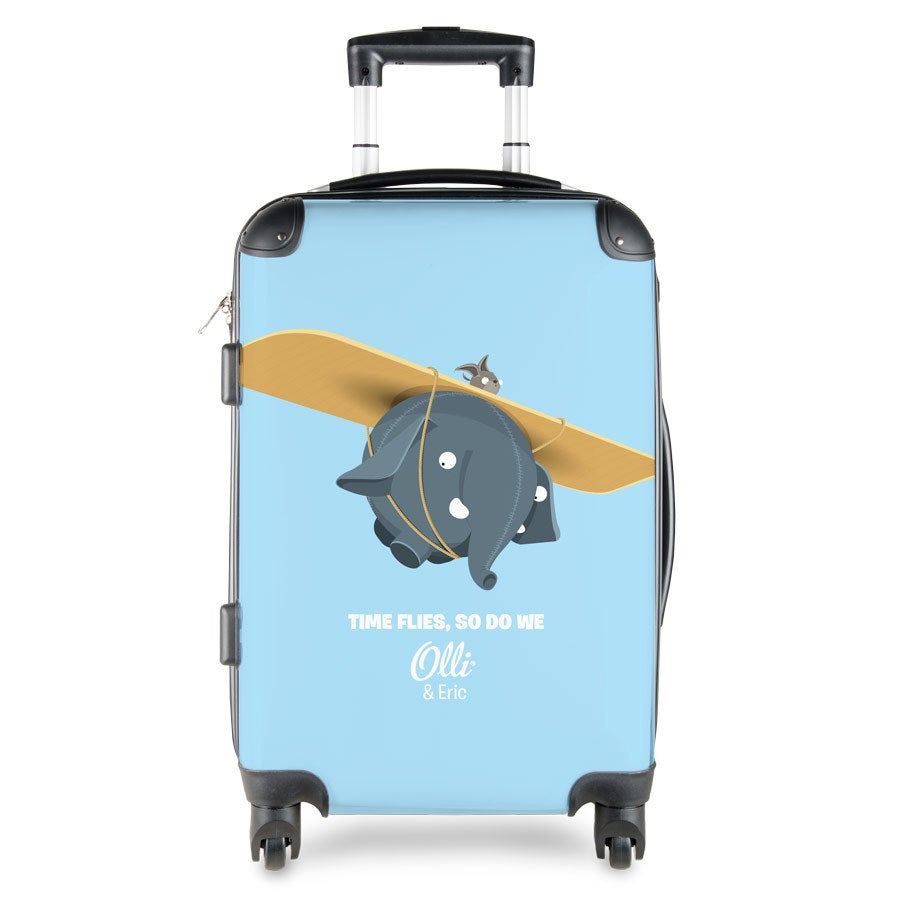 Ollimania - Princess Traveler matkalaukku