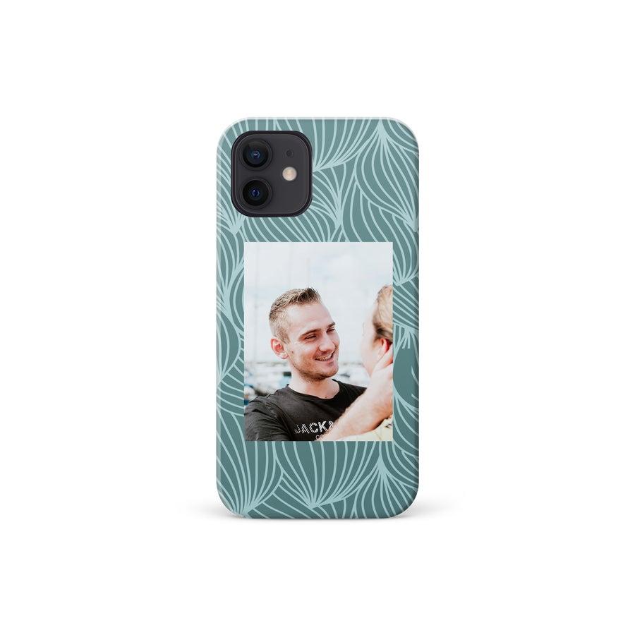 Personaliseret telefonetui – iPhone 12 – heldækkende print