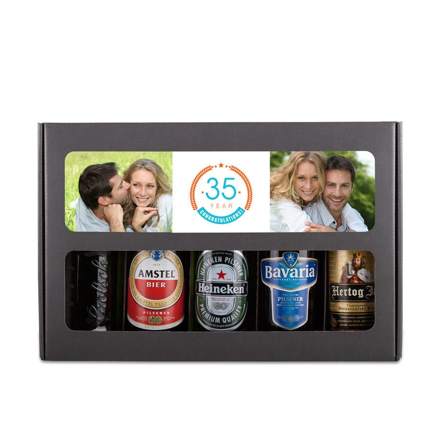 Gift set birthday - Dutch